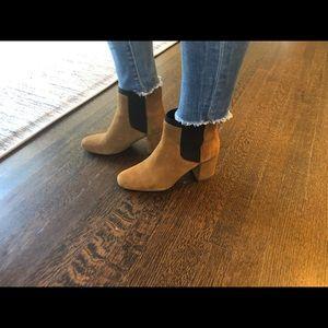 ALMOST NEW Zara women's booties size 38